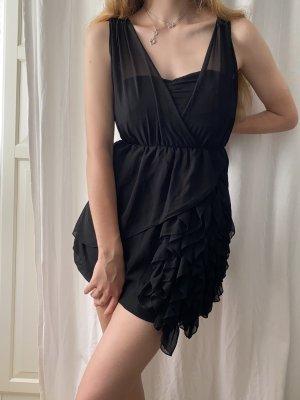 Schwarzes Abendkleid von Eva & Lola