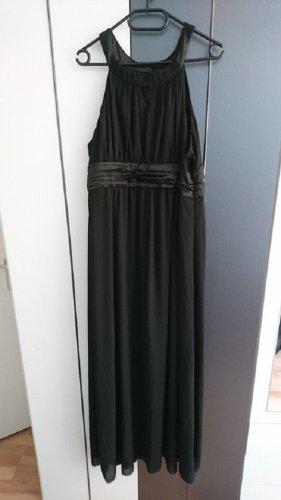 Schwarzes Abendkleid von Manguun in Größe 42