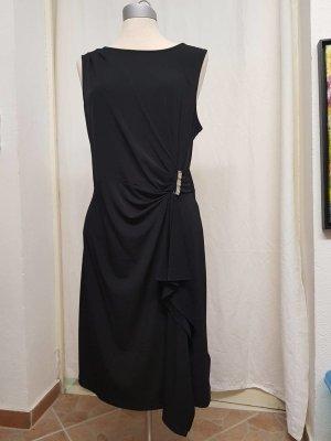 Schwarzes Abendkleid von Michael Kors in Größe L