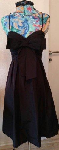 Schwarzes Abendkleid Young Couture by Barbara Schwarzer XS