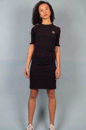 Schwarzes Adidas Kleid in L