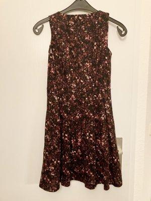 edc Peplum Dress multicolored