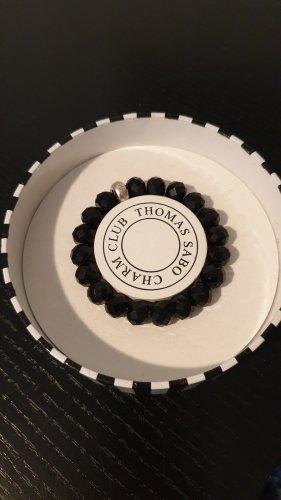 Schwarzes Armband von Thomas Sabo