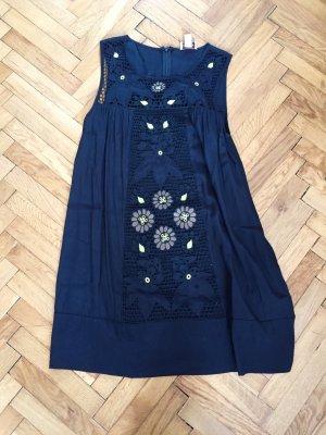 Schwarzes Babydoll Kleid von Ella Moss