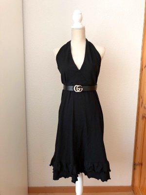 Schwarzes Basic Kleid von X-Mail in Gr. L