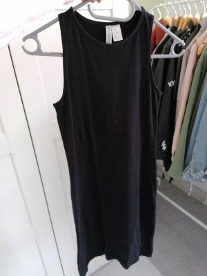 Schwarzes Basis Kleid