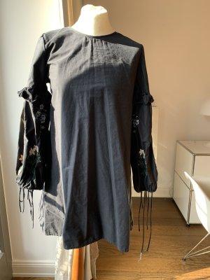 Zara Trafaluc Sukienka tunika czarny