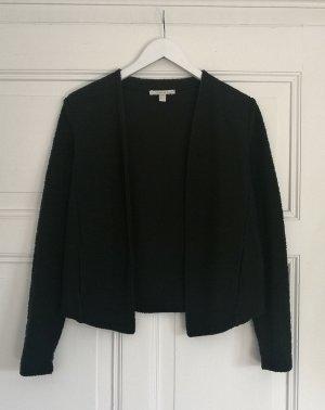 Esprit Knitted Blazer black cotton
