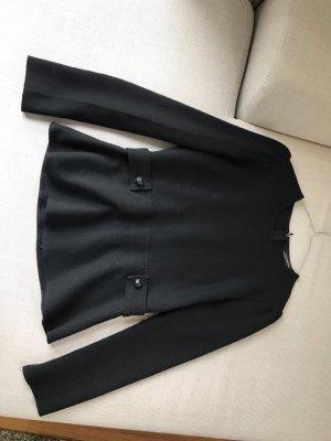 schwarzes Business-Top von Zara