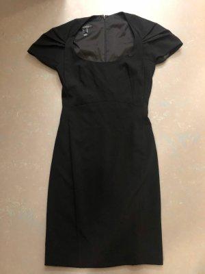 schwarzes Businesskleid von Mango, Gr. XS