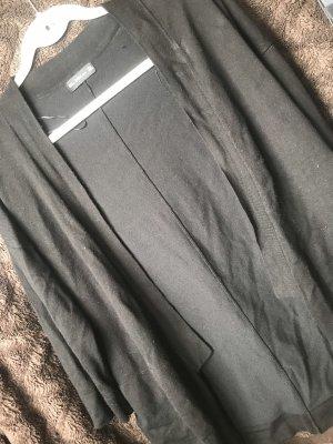 schwarzes cardigan