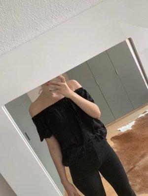 / Top épaules dénudées noir