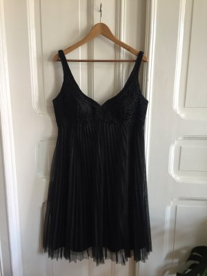 Angie Cocktail Dress black-gold-colored