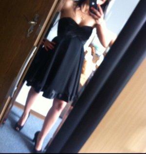 Fashion New York Sukienka z gorsetem czarny