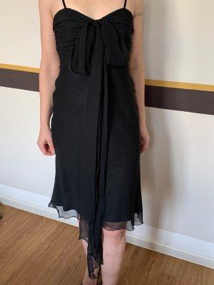 Chou Chou Sukienka koktajlowa czarny Poliester