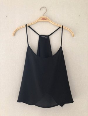 Eight2Nine Cropped Top black
