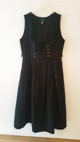 Stoiber Dirndl noir polyester