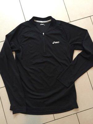 Asics T-shirt de sport noir