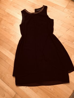 Schwarzes edles Kleid von Esprit Gr 42
