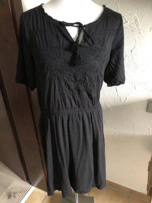 schwarzes Esprit / edc Kleid - Gr. 40