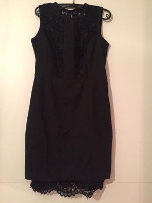 Schwarzes Etui Kleid von H&M Größe 38