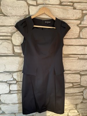 Attentif Sheath Dress black