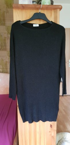 Jacqueline de Yong Vestido tipo jersey negro