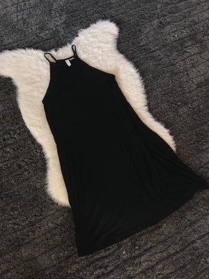 H&M A-lijn jurk zwart