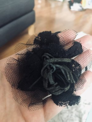 H&M Ribbon black