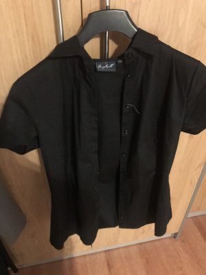 KROLL Chemise à manches courtes noir