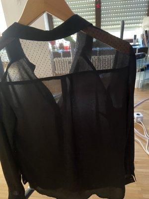 Camaieu Chemise à manches longues noir