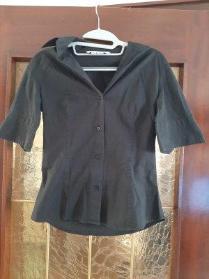 Zara Trafaluc Chemise à manches courtes noir