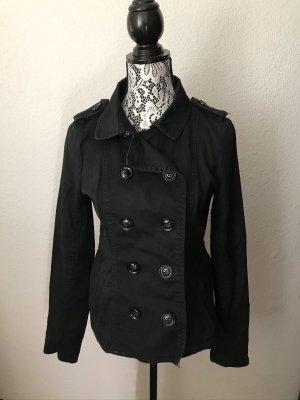 Schwarzes Jacke