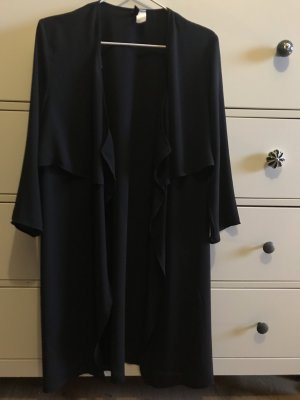 H&M Divided Veste chemisier noir