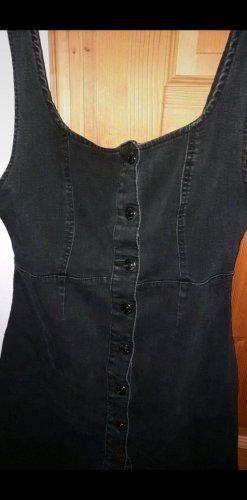 Primark Denim Dress black