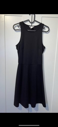 H&M Jersey Dress black