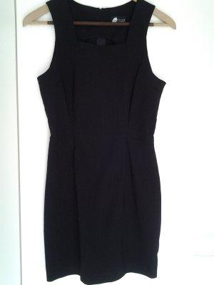 Schwarzes klassisches Etui Kleid in Gr. 34/36 von Orsay