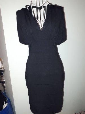 schwarzes Kleid 36/38