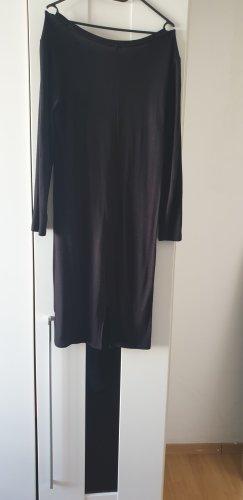 -8- Venice Sukienka z długim rękawem czarny