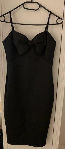 Miss Selfridge Midi Dress black