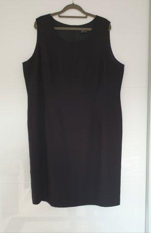Schwarzes Kleid - Ärmellos - Größe 48- Plussize - Neuwertig