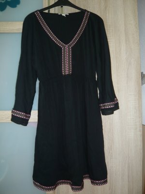 Esprit Hippie Dress black cotton