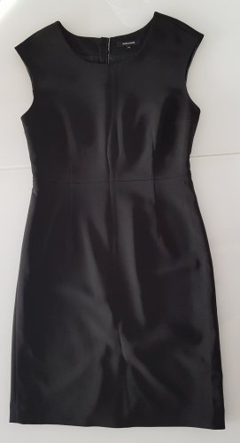 More & More Robe fourreau noir polyester