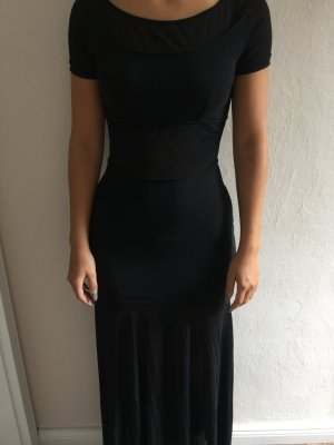A.J.Morgan Maxi Dress black