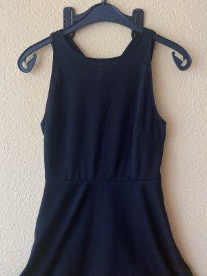 FB Sister Pinafore dress black