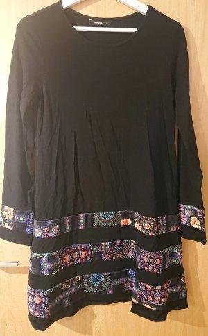 schwarzes Kleid Desigual