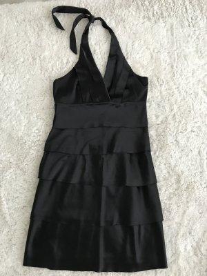Robe dos-nu noir