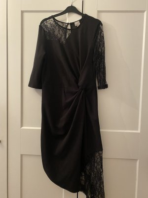Asos Lace Dress black