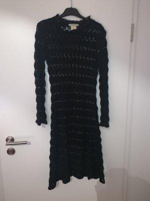 Schwarzes Kleid Georges Rech