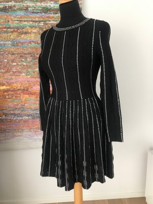 Schwarzes Kleid Gr. 1 von The Kooples